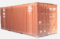 Container 20t: dimensions, tonnage and other parameters