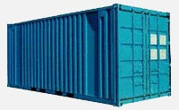 Container 20ft Standard: dimensions, tonnage and other parameters