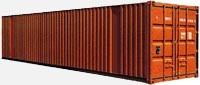 Container 40ft Standard: dimensions, tonnage and other parameters