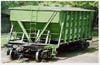 Freight Car Freight car-hopper for cement 19-758
