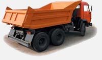 Dump truck KAMAZ-55111(new model): dimensions, tonnage and other parameters