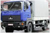 Lorry MAZ-530905 (once roll)