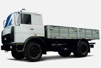 Lorry MAZ-533605-220: dimensions, tonnage and other parameters