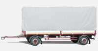 Trailer MAZ-837300-3010: dimensions, tonnage and other parameters