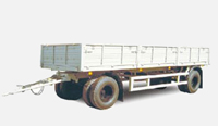 Trailer MAZ-837810-041: dimensions, tonnage and other parameters