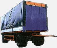 Trailer MAZ-83781: dimensions, tonnage and other parameters