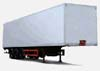 Semi trailer 78m3 MAZ-97585