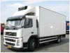Lorry Volvo FH16